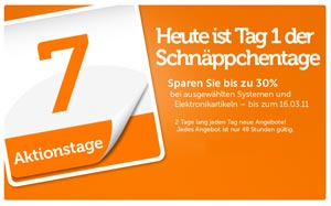 7 Aktionstage bei Dell
