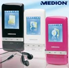 Medion Life P61006 MD82377 Design MP3-Player