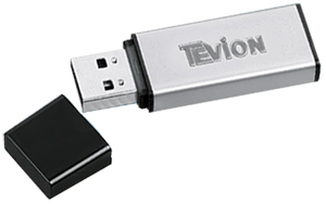 Tevion P89069 8GB USB Stick