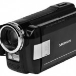 Slim Full HD Camcorder mit Touchscreen Medion Life X47050 (MD 86910)