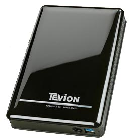 Tevion HDDrive2go super speed P83771, Medion Akoya P83771 (MD 90175)